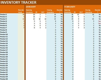 Monthly Bill Organizer Excel Template Payments Tracker By Due Etsy