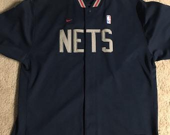 Nike New Jersey Nets warm up 42c2dbf7f