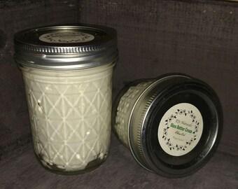Therapeutic Organic Shea Butter Cream - Large