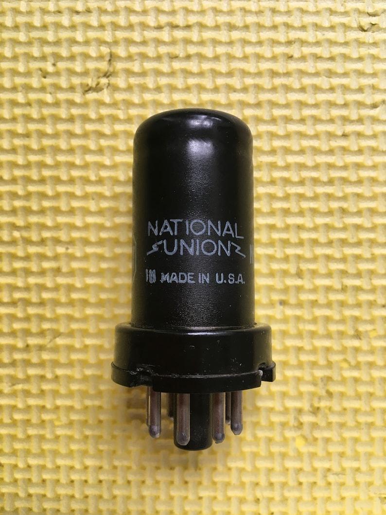 National Union NU 6SC7 Vacuum Tube Valve NOS NIB