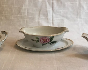 Vintage 3-Piece Fine China Deborah by Seyei