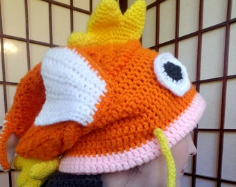 Golden Carp Hat