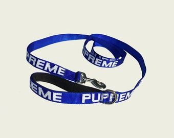 Pupreme Collar Pupreme Hypebeast Dog Hoodie Pet | Etsy