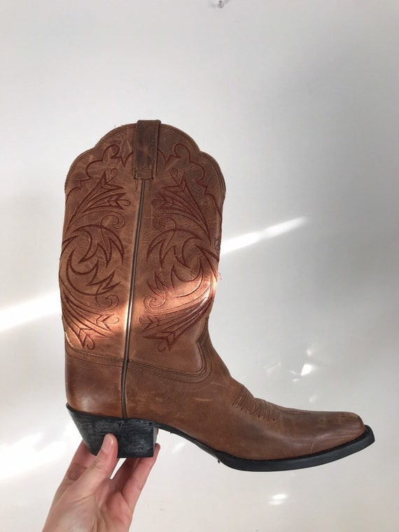 the perfect cowgirl boot