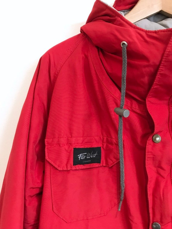 Far West vintage winter jacket