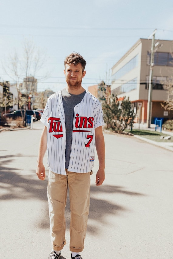 authentic Minnesota Twins jersey