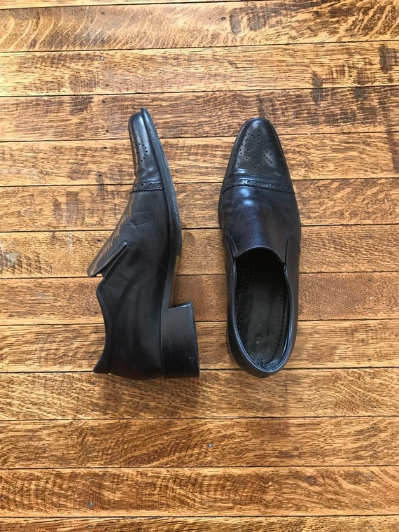 on hold for LANE ** leather ankle booties