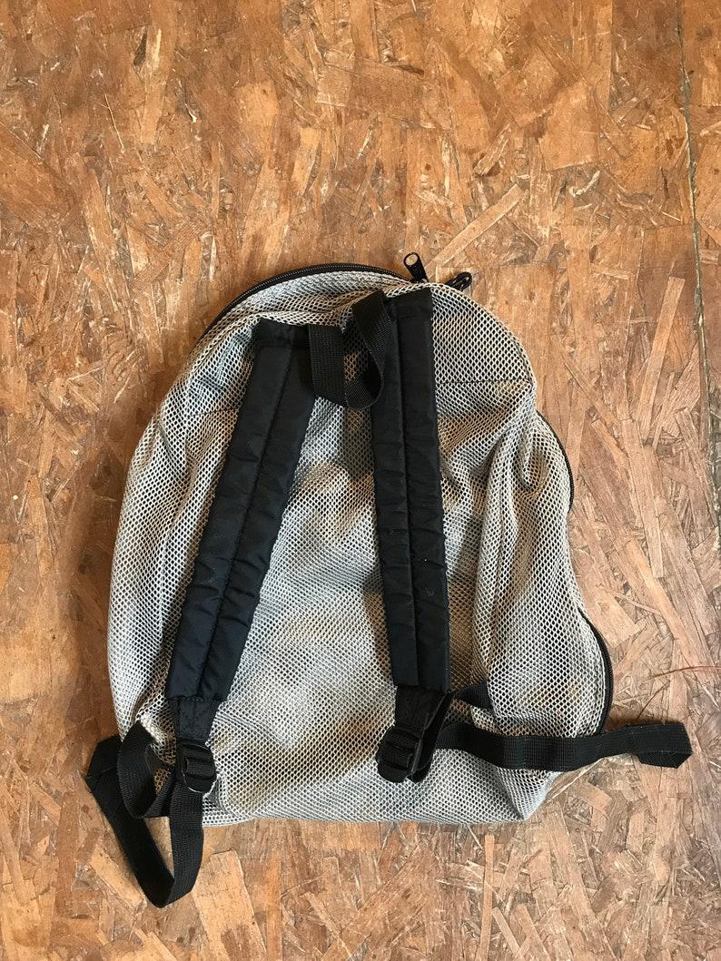 jansport mesh backpack