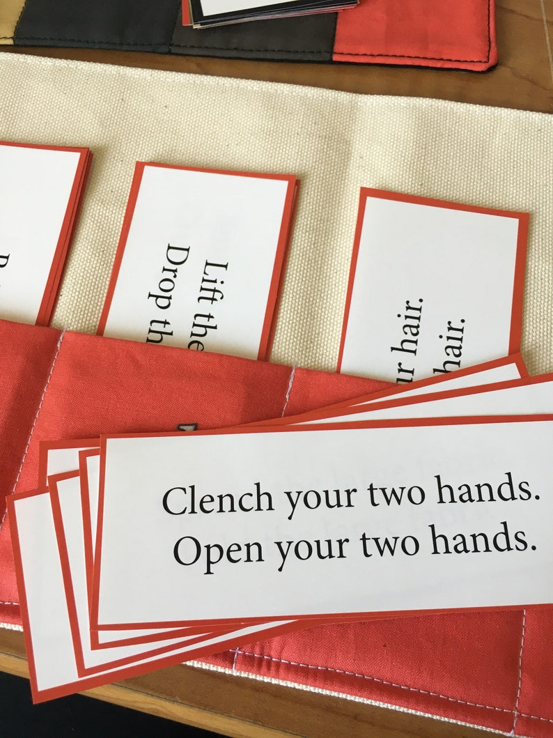 PDF Download Montessori Grammar Box Cards  Montessori image 0