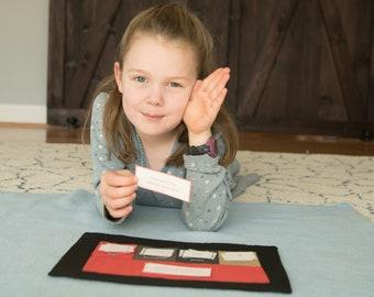 Complete Montessori Grammar Box Set, Montessori Language Materials, Montessori, Montessori Elementary, Montessori Grammar Boxes