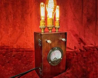 Illuminated Gallant Volt Meter