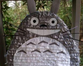 My Neighbor Totoro, Totoro, Totoro Pinata, Totoro Piñata, My Neighbor Totoro Pinata, My Neighbor Totoro Piñata