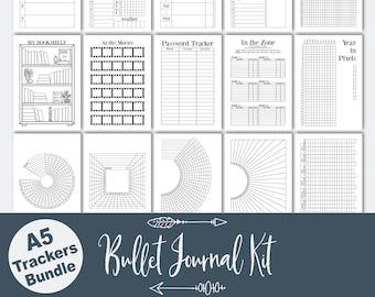 Bullet Journal Kit Etsy