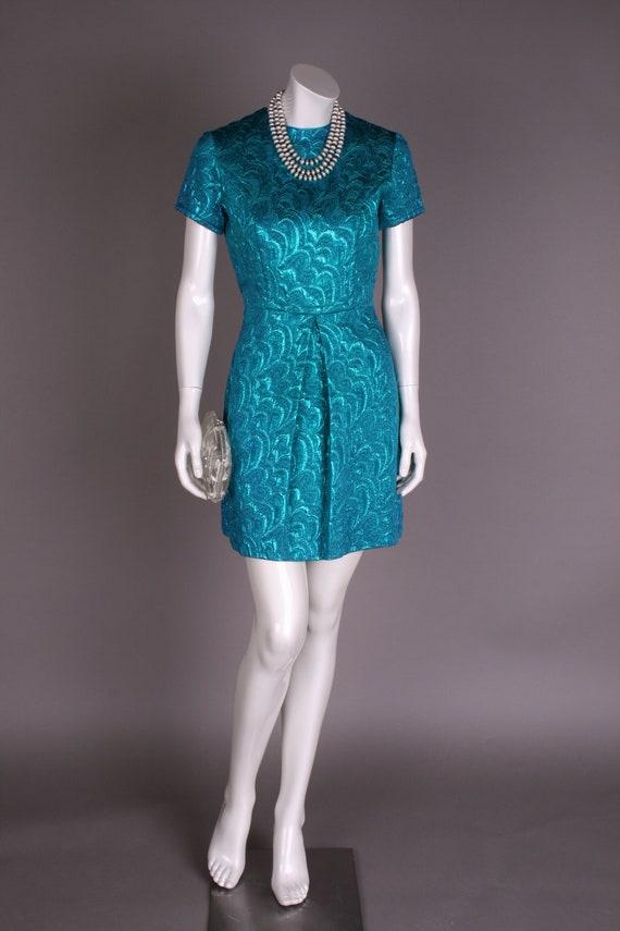 60s dress, Gr.38