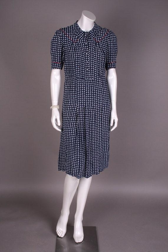 40s dress, Gr.36