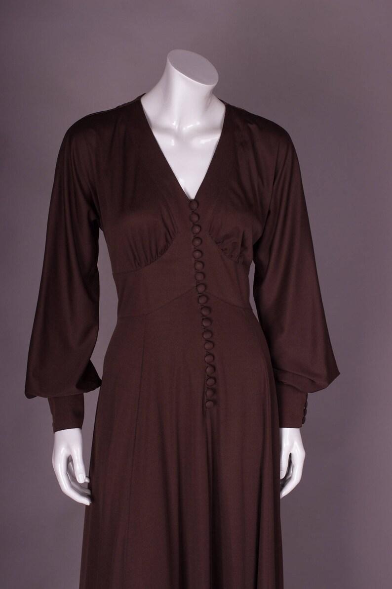 Gr 36 70s Vintagekleid