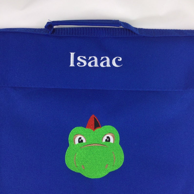 Kids Book Bag: Personalisation Optional With Choice of image 0