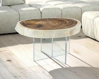 Picassi coffee table Akzento Suar disc 70 cm