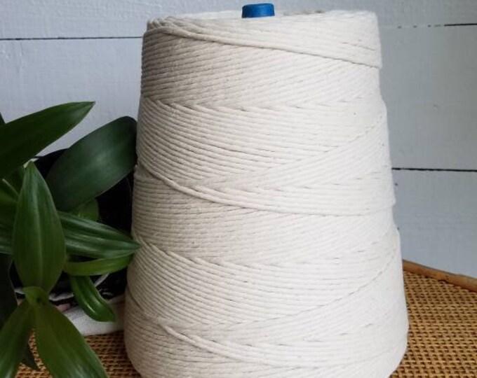 jumbo 3mm cotton string, 3mm string, cotton string, cotton rope, macrame rope, macrame cord, macrame, macrame pattern, macrame beginner, diy