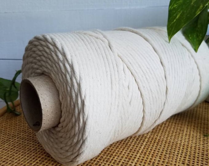 Jumbo 7mm cotton string