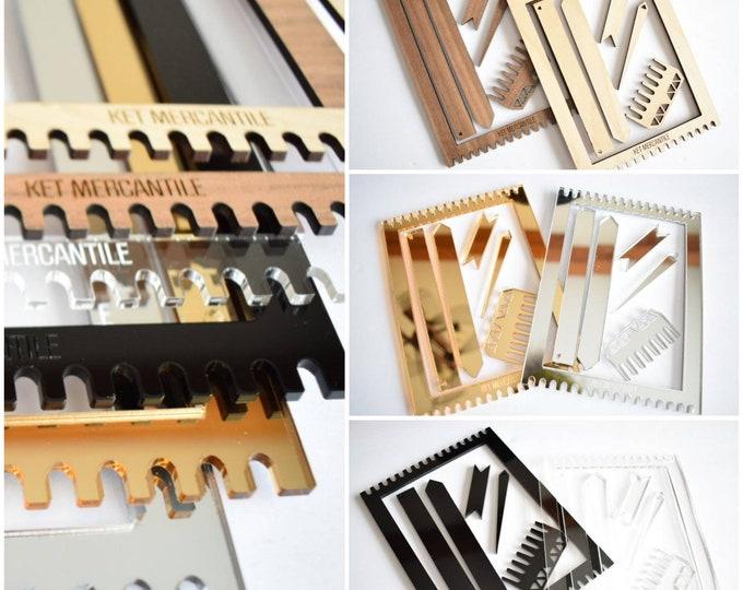 small weaving loom kit, lap loom, loom, weaving loom, weaving, woven wall hanging, necklace loom, weaving kit, loom kit, weaving tools