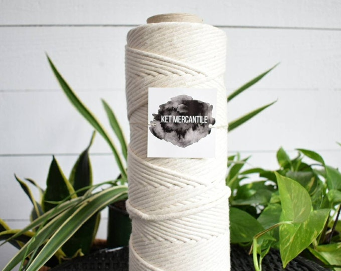 5mm cotton string