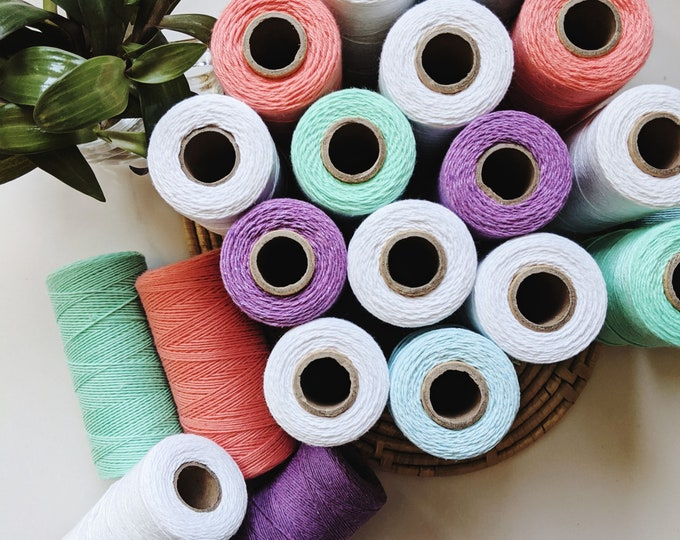 cotton warp thread - free US shipping
