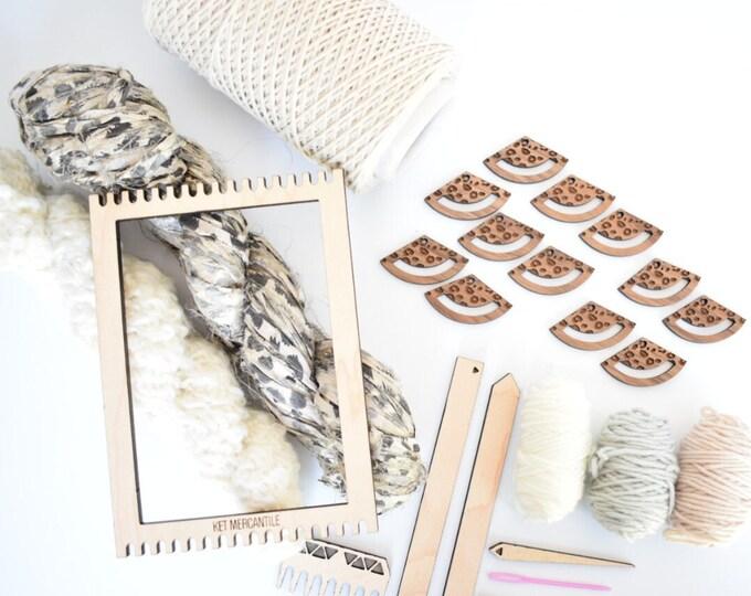 fiber art combo kit