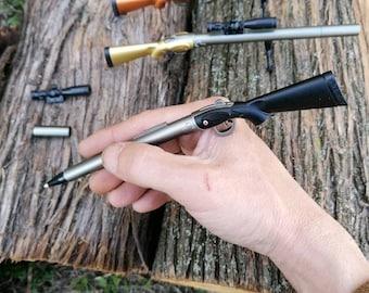 Rifle pen