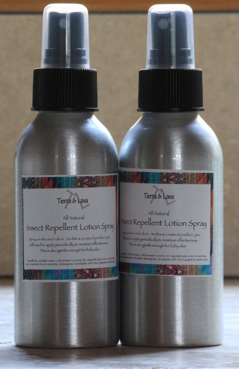 Lemongrass Zest Insect Repellent Lotion Spray 125ml Vegetable Glycerine 125 Ml Zoom