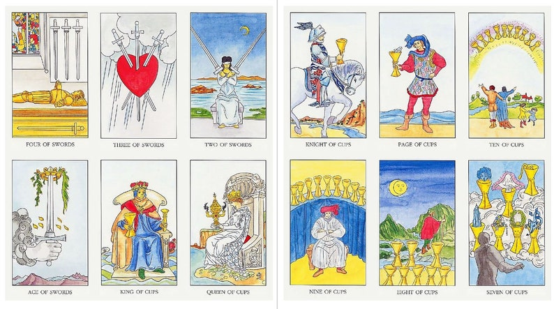 Ace Of Cups As Action
