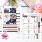 In The Stars Weekly Kit for the Mini Happy Planner