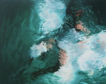 Submerged - Limited Edition Giclee Print