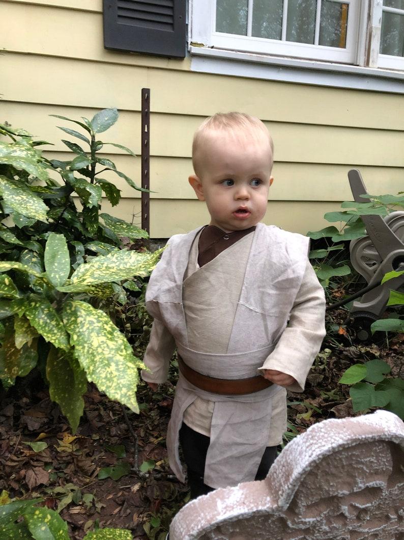 Child/'s Obi Wan Kenobi Inspired Costume