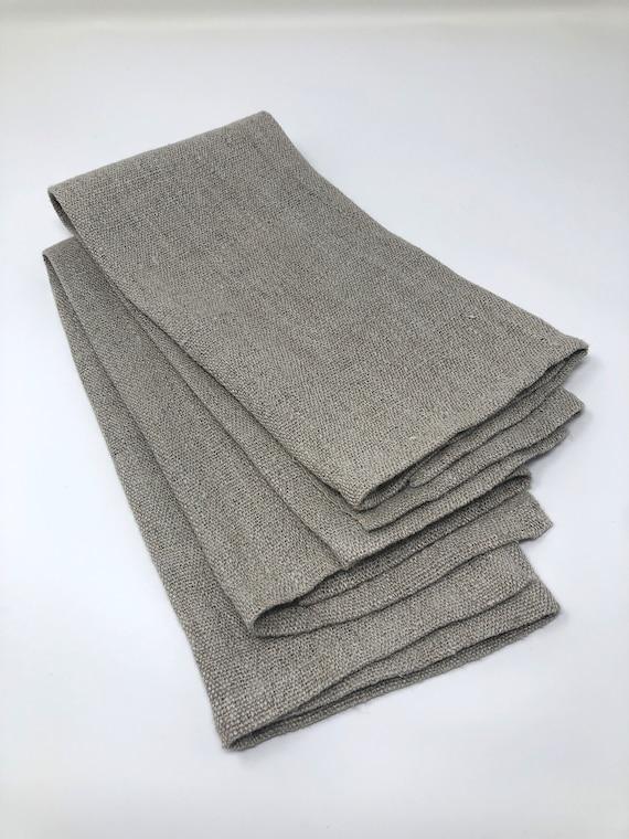 Handwoven Hemp Hand Towel