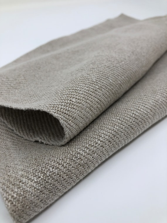 Handwoven Shaker Inspired Linen Hand Towel - Finer Weight