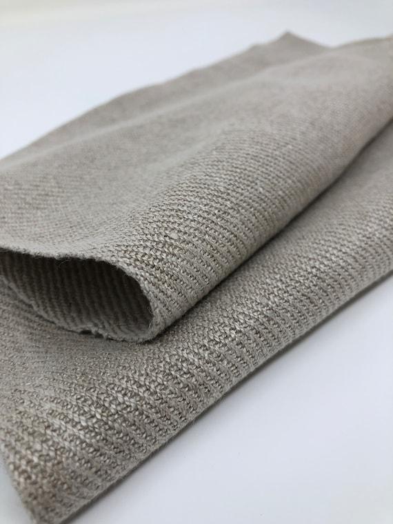 Handwoven Shaker Inspired Linen Hand Towel - Finer Weight
