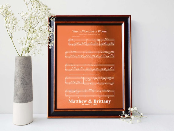 Gifts For 7th Wedding Anniversary: 7th Anniversary Gift Man 22nd Anniversary Gift Copper