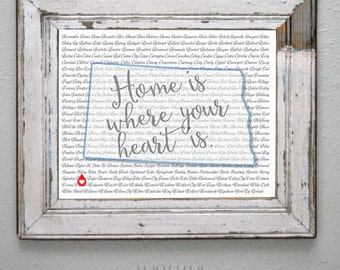 North Dakota : Home is Where the Heart is