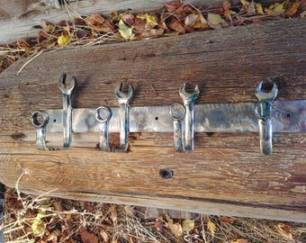 Custom Wrench Hanger