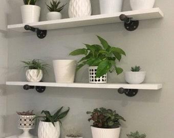 white floating shelf etsy rh etsy com