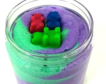Sugar Scrub|Body Scrub|Emulsified Scrub|Shea Butter Scrub|Activated Charcoal Scrub