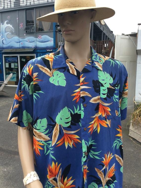 d83b8c5d73 Best Vintage Authentic Big KaNaKa Hawaiian Shirt