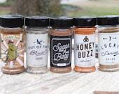 5 Spice Blend Set