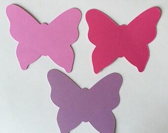 Butterfly Die Cuts