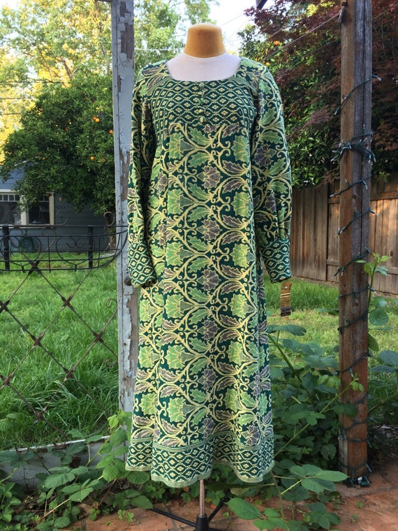 Vintage Nirvana India Dress - image 2