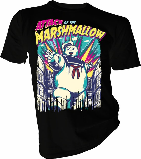 Attack of the Marshmallow Adults or Kids T-shirt