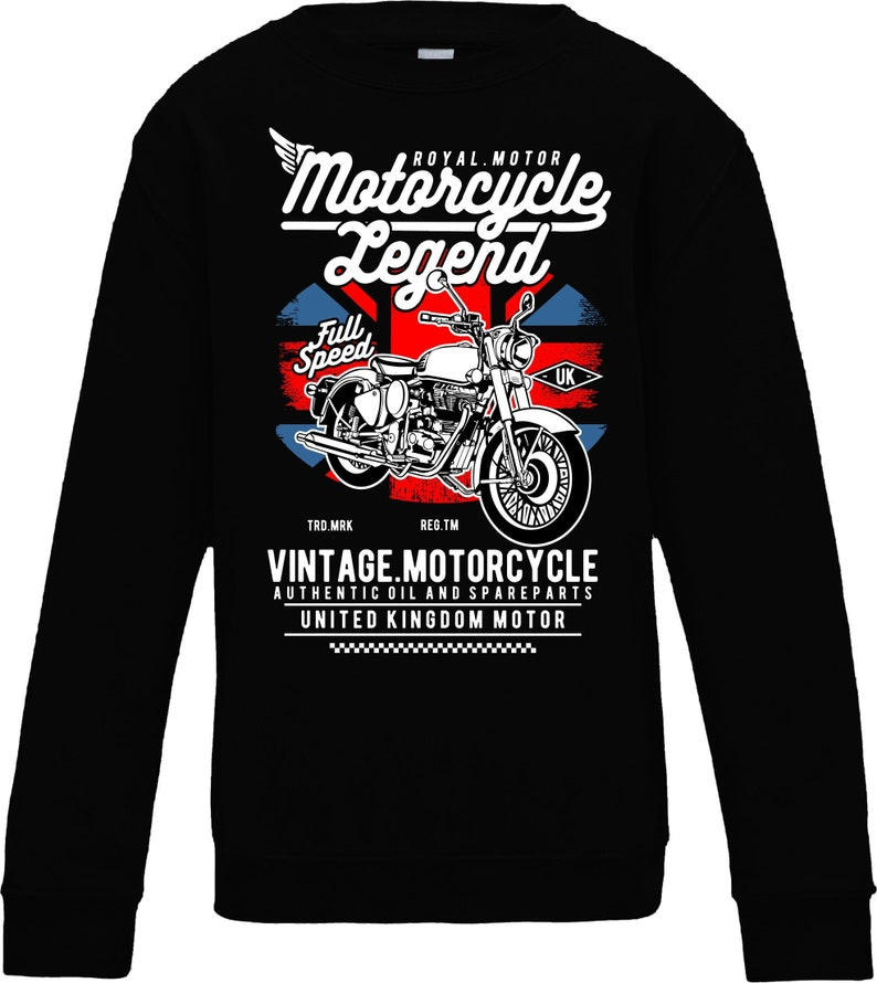 Scrambler Motorcycle Biker Adult T Shirt