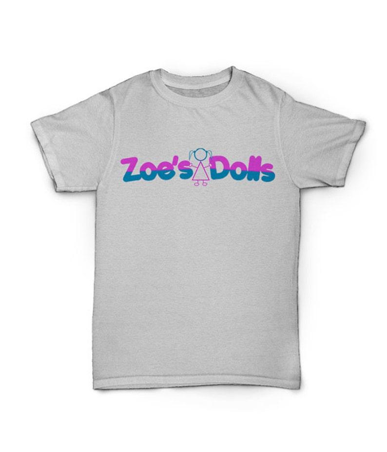 Zoe's Dolls T-Shirt image 0