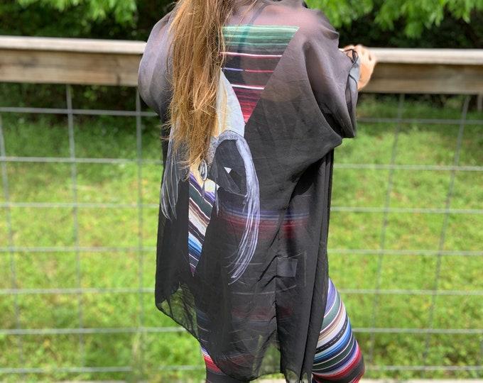 Andean Condor Kimono